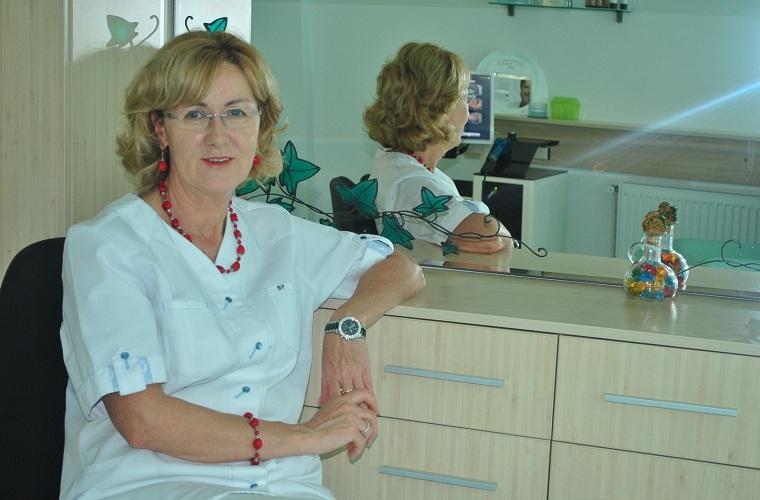 medic dermatolog Gabriela Ciobanu