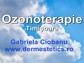 ozonoterapie Timisoara